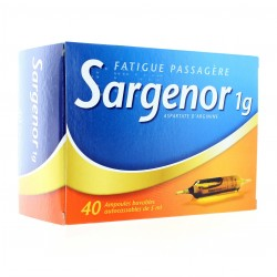 SARGENOR 1 g/5ml solution buvable