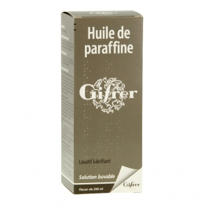 Huile de Paraffine Gifrer solution buvable 250ml