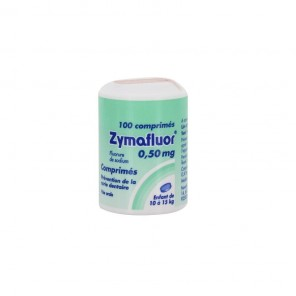 Zymafluor 0,50mg 100 comprimés