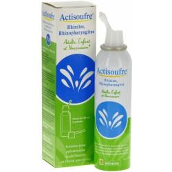 Actisoufre pulvérisation nasale/buccale 100ml