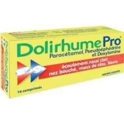 DolirhumePro 16 comprimés