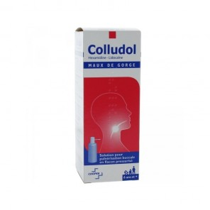 Colludol collutoire 30ml