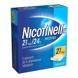 Nicotinell tts 21 mg 24 h 7 patchs