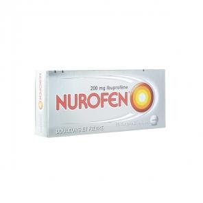 Nurofen 200mg 20 comprimés enrobés