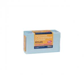 Fraction Flavonoique purifée Mylan 500mg 60 comprimés