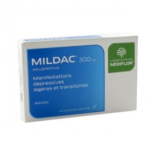 Mildac 300 mg 40 comprimés
