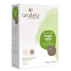 ARGILE VERTE ULTRA-VENTILÉE - 300 G