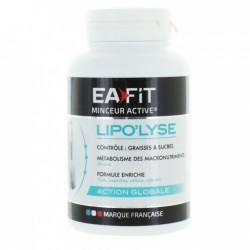 EAFIT LIPO'LYSE ACTION GLOBALE 180 CAPSULES