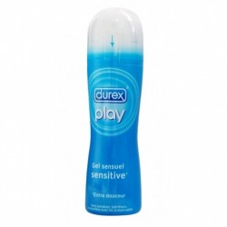 DUREX GEL SENSUEL SENSITIVE 50ML