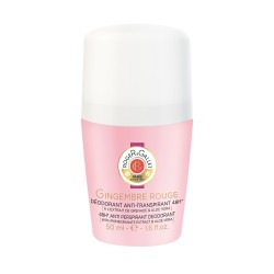 Déodorant roll-on 50ml gingembre rouge