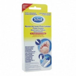 SCHOLL KIT COMPLET STYLO + SPRAY MYCOSES DES PIEDS
