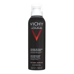 VICHY HOMME MOUSSE A RASER - ANTI-IRRITATIONS