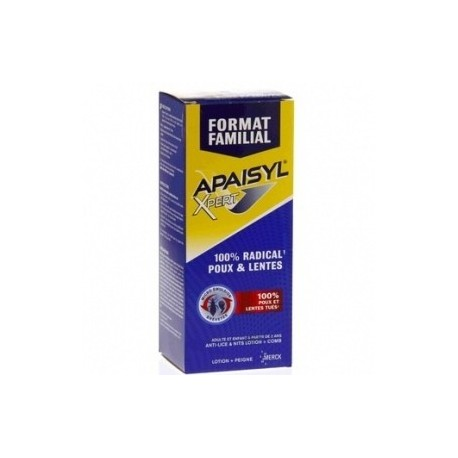 APAISYL XPERT POUX LENTES 200ML