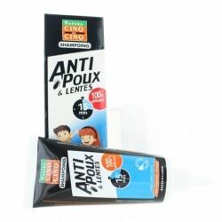 SHAMPOOING ANTI POUX ET LENTES - 100 ML