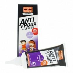 LOTION ANTI-POUX ET LENTES - 100 ML