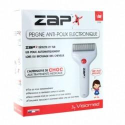 VISIOMED PEIGNE ANTI-POUX ELECTRONIQUE ZAP Z100