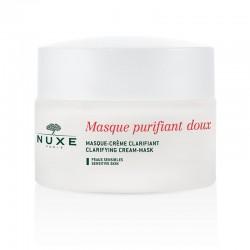 MASQUE PURIFIANT DOUX AUX PETALES DE ROSE