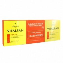 VITALFAN VITALITÉ CHEVEUX ET ONGLES - 3X30 CAPSULES