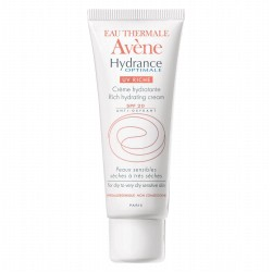AVENE - HYDRANCE OPTIMALE - CREME HYDRATANTE UV RICHE - 40 ML