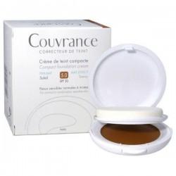 Avène Couvrance Crème De Teint Compact Mat n°5 Soleil