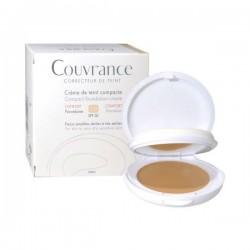 Avène Couvrance Crème De Teint Compact Confort n°1 Porcelaine