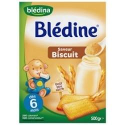 BLÉDINE SAVEUR BISCUIT DÈS 6 MOIS - 500 G