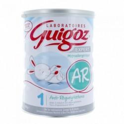 GUIGOZ EXPERT AR 1 LAIT EN POUDRE 800G