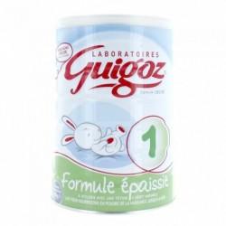 LAIT 1ER ÂGE GUIGOZ FORMULE ÉPAISSIE 1 - 800G