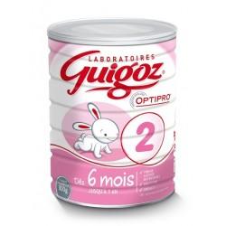 GUIGOZ 2 LAIT EN POUDRE 800G