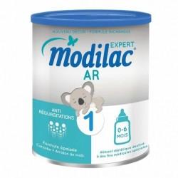 MODILAC EXPERT AR 1 LAIT EN POUDRE 900G