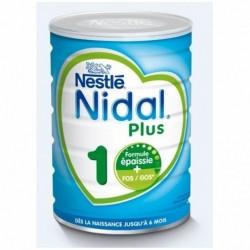 NESTLE NIDAL 1 FORMULE EPAISSIE LAIT EN POUDRE 800G