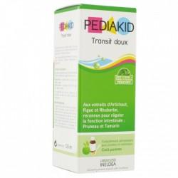 PEDIAKID TRANSIT DOUX SIROP ENFANT GOÛT POMME 125ML