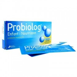 Probiolog enfant nourrisson 10 sticks