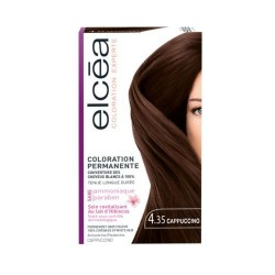 Elcéa Coloration Experte Cappuccino 4.35