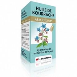 ARKOGELULES HUILE DE BOURRACHE 60 GELULES