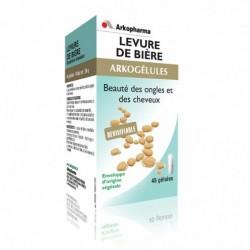 ARKOGELULES LEVURE DE BIERE 45 GELULES