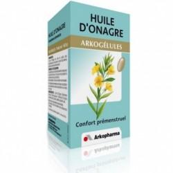 ARKOGELULES HUILE D'ONAGRE 60 CAPSULES