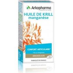 ARKOGÉLULES HUILE DE KRILL - 30 GÉLULES