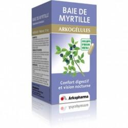 ARKOGELULES BAIE DE MYRTILLE 45 GELULES DIGESTION VISION