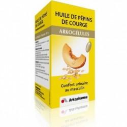 ARKOGELULES HUILE DE PEPINS DE COURGE 45 GELULES