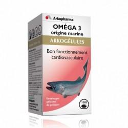 ARKOGELULES OMEGA 3 ORIGINE MARINE 180 CAPSULES