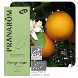 Huile essentielle orange douce - 10 ml