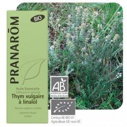 Pranarôm - bio Huile essentielle Thym vulgaire à linalol 5 ml