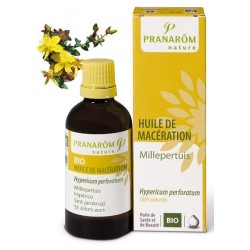 PRANAROM HUILE DE MACERATION MILLEPERTUIS 50ML