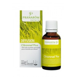 PRANAROM DIFFUSION CITRONNEL'PLUS 30ML 30ml