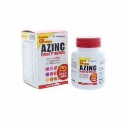 AZINC FORME ET VITALITE 60 GELULES