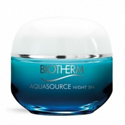 BIOTHERM AQUASOURCE NIGHT SPA 50 ML