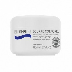 BIOTHERM BEURRE CORPOREL PEAU SECHES A TRES SECHES 200ML