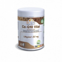 BE LIFE CO-Q10 VITAL 30 GELULES