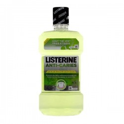 LISTERINE Bain de bouche anti-caries 500ml